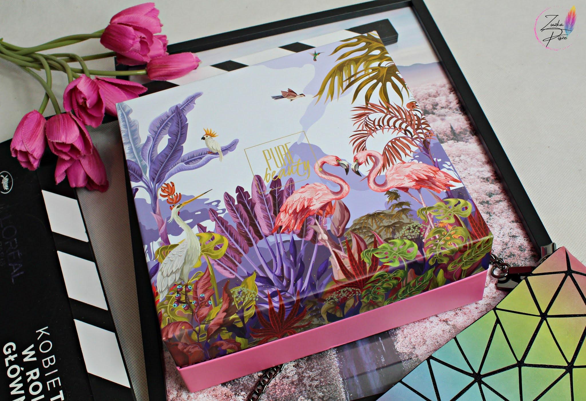 Pure Beauty Box RAJSKA KRAINA - zobacz zawartość!