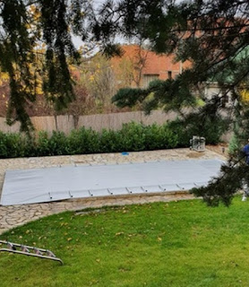 oprema za bazene prekrivači za bazene sa alu konstrukcijom prekrivači za bazene prodaja