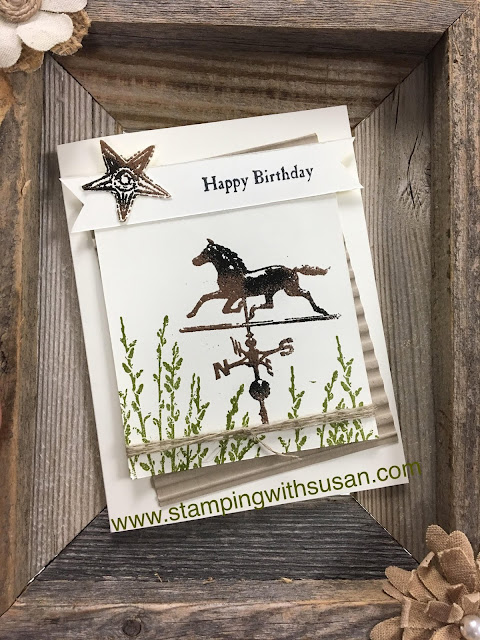 Stampin' Up!, Country Road, 2018-2019 Annual Catalog, Embossing Powder, www.stampingwithsusan.com