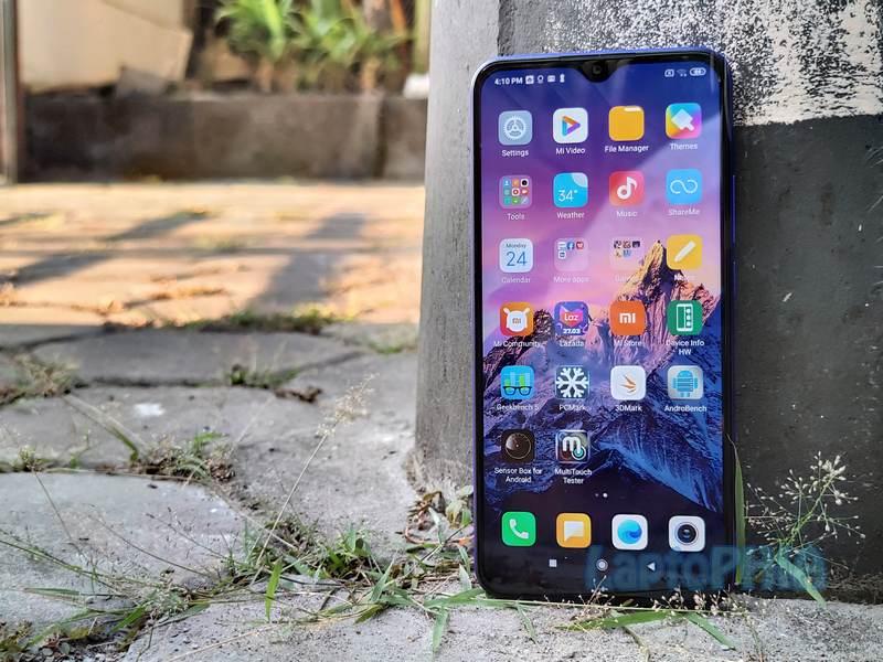 Review Xiaomi Redmi 9