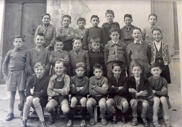 École Primaire La Réole 1954
