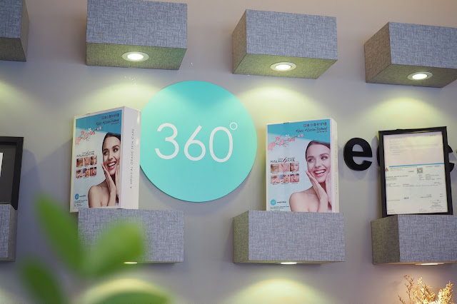 Cheras aesthetic Facial malaysia beauty blogger cestlajez Kaiso Kosshin Treatment 360 mediSkin
