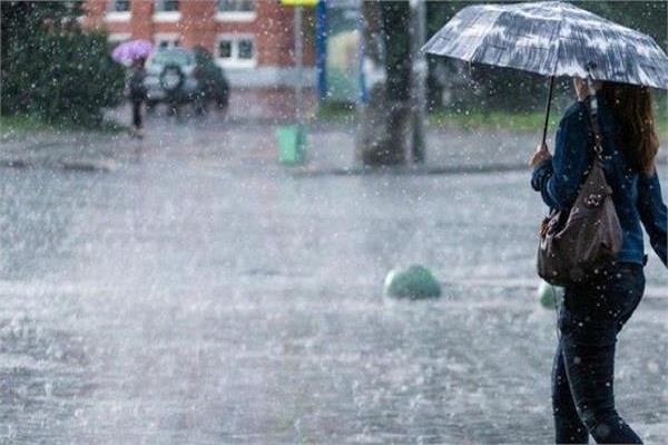 उत्तर प्रदेश के पूर्वी इलाकों में मानसून सक्रिय, हो सकती है आज भरी बारिश