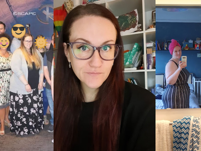 Progress photos of me showing my weight loss