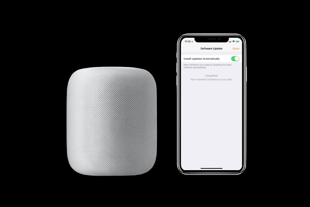 Apple Will Make User To Update Their HomePod Devices Via iOS's Home App