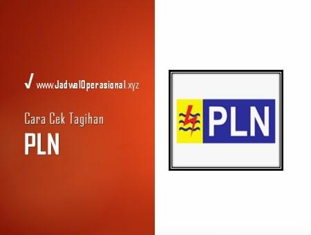 Cek Tagihan PLN
