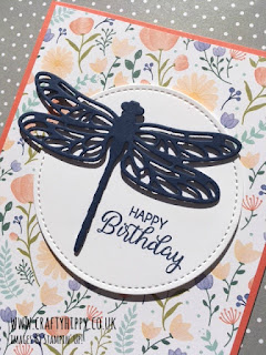 Make a Dragonfly Card