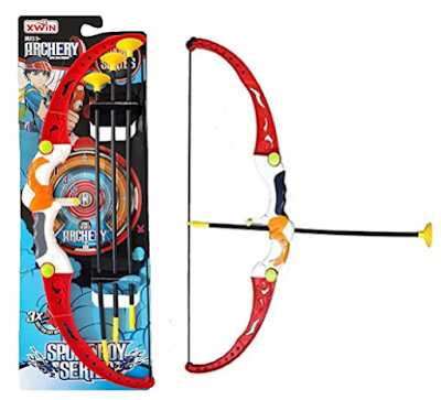 FunBlast Shooting Bow & Arrow