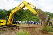 Danrem 162/WB :  Kembalikan Fungsi Sungai Dan Cegah Bencana Banjir, Melalui Karya Bakti TNI Restorasi Sungai