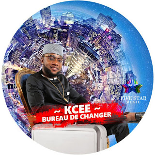 kcee - Bureau De Changer (The Lyrics)