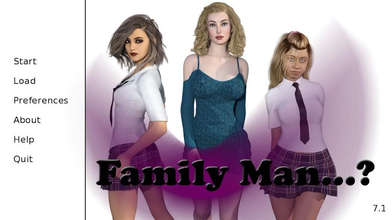 Family Man APK v8.0 Android Port Adult Game Download