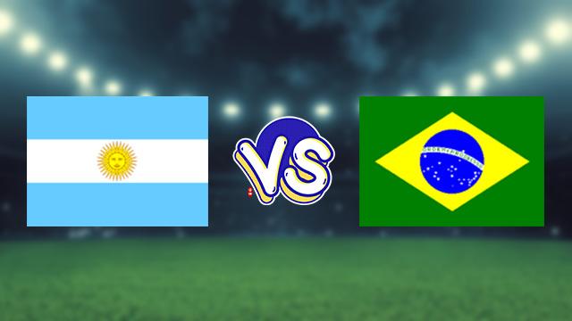 مشاهدة مباراة البرازيل ضد الأرجنتين 05-09-2021 بث مباشر في تصفيات امريكا الجنوبيه المؤهله لكاس العالم