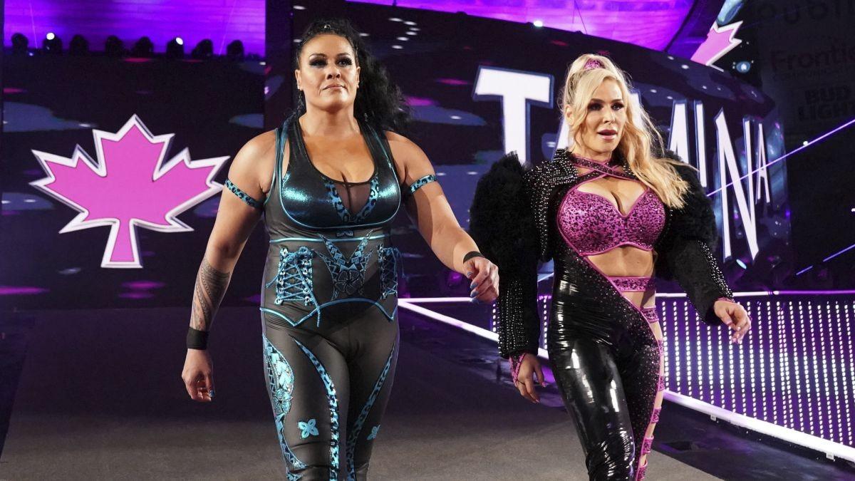 Natalya e Tamina conquistam o WWE Women's Tag Team Championship
