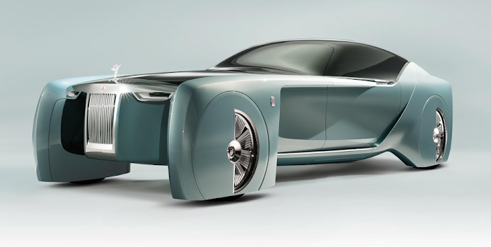 7 amazing cars that seem to have come to us from the future