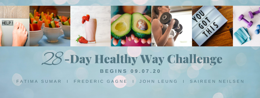 28 Day Healthy Challenge