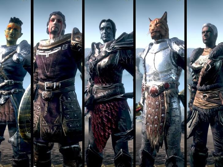 Game The Elder Scroll: Blades untuk Switch Telah Tersedia