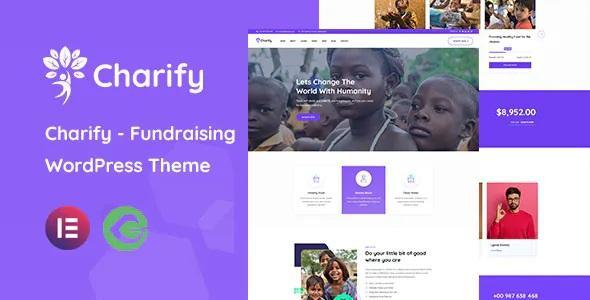 Best Fundraising & Donation WordPress Theme