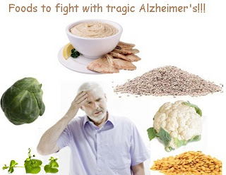 Eat Anti-Alzheimer Foods to fight Alzheimer disease
