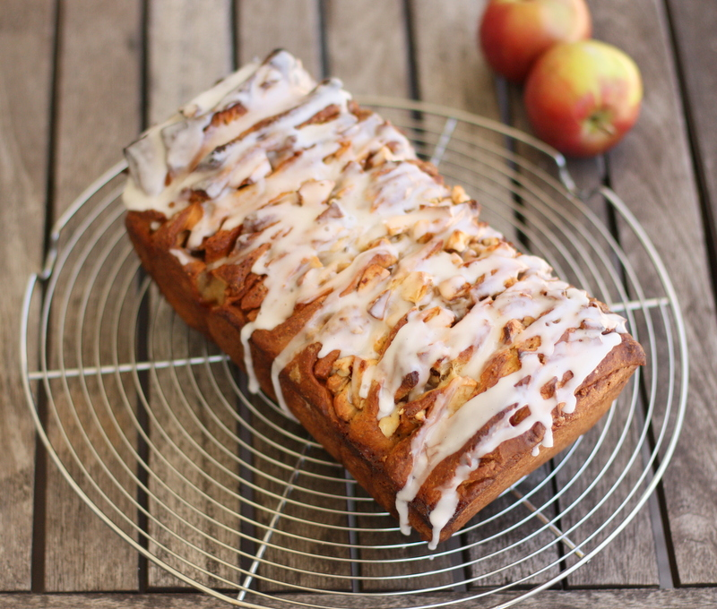 Half Baked: Apple Cinnamon Pull-Apart Bread