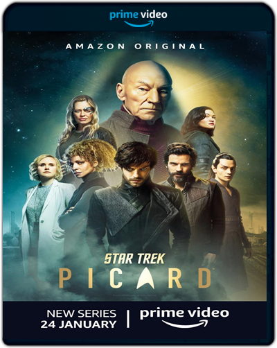 Star Trek: Picard S01E06 - The Impossible Box (2020)