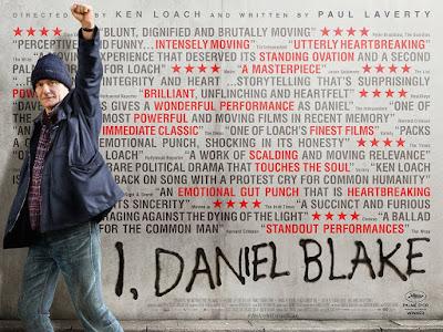 I, Daniel Blake Banner Poster 1