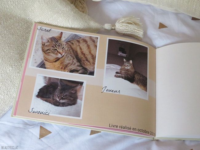 Livre Photo Passion animaux