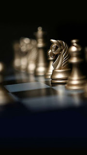 Gambar wallpaper wa kuda papan catur