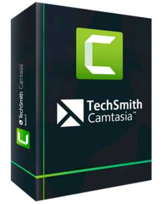 TechSmith Camtasia 2019.0.10 Build 17662 poster box cover
