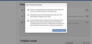 Cara Melindungi Akun Facebook Dari Hack