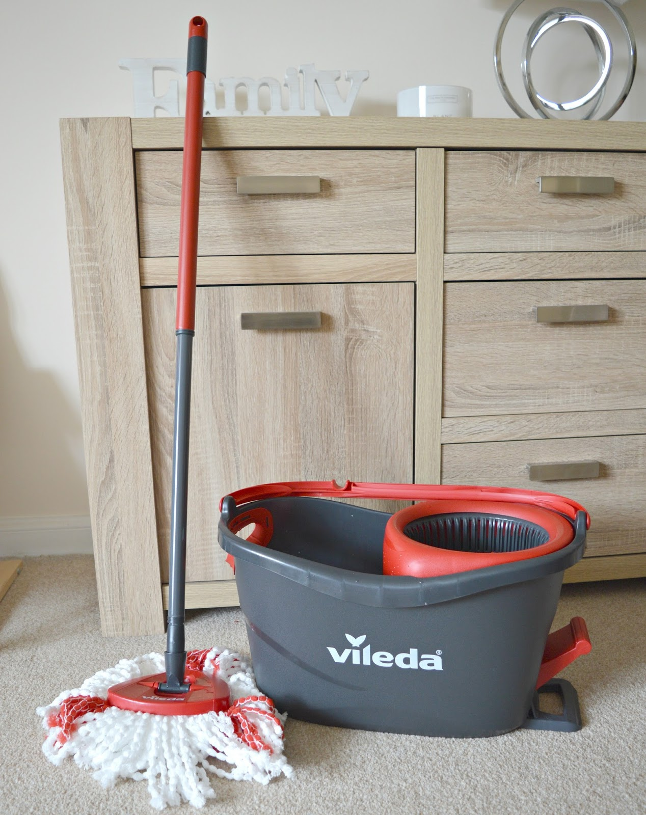 Vileda Easy Wring Clean Turbo Mop Review Sophie Ella And Me