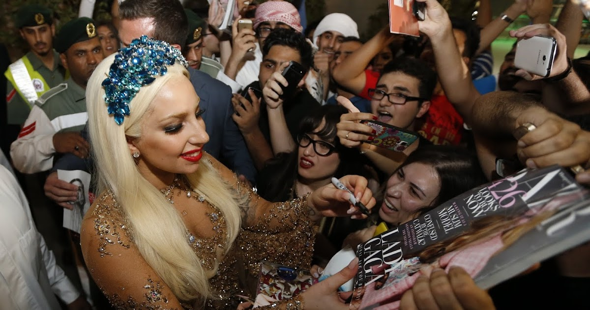 What If You Won The Chance To Meet Lady Gaga?