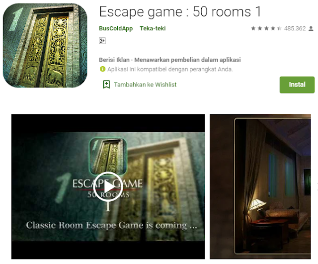 Kunci Jawaban Escape Game Prison Adventure 2 Guru Galeri