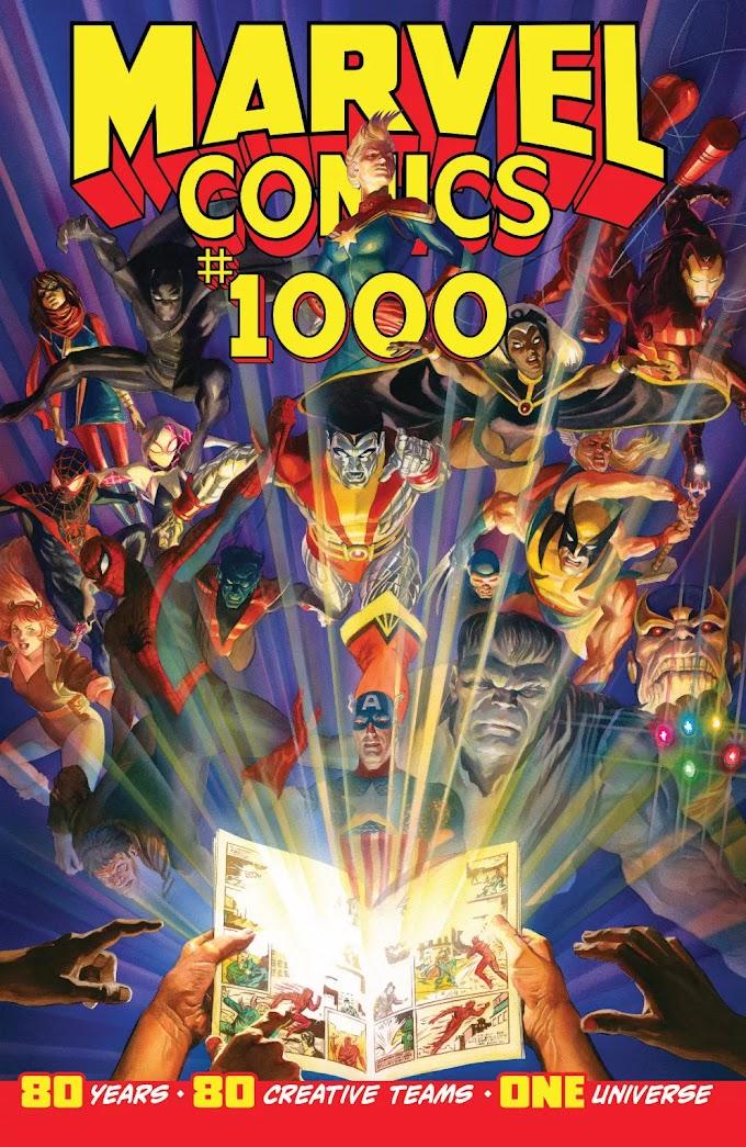 Marvel Comics (2019) Issue #1000   Igor11 Online