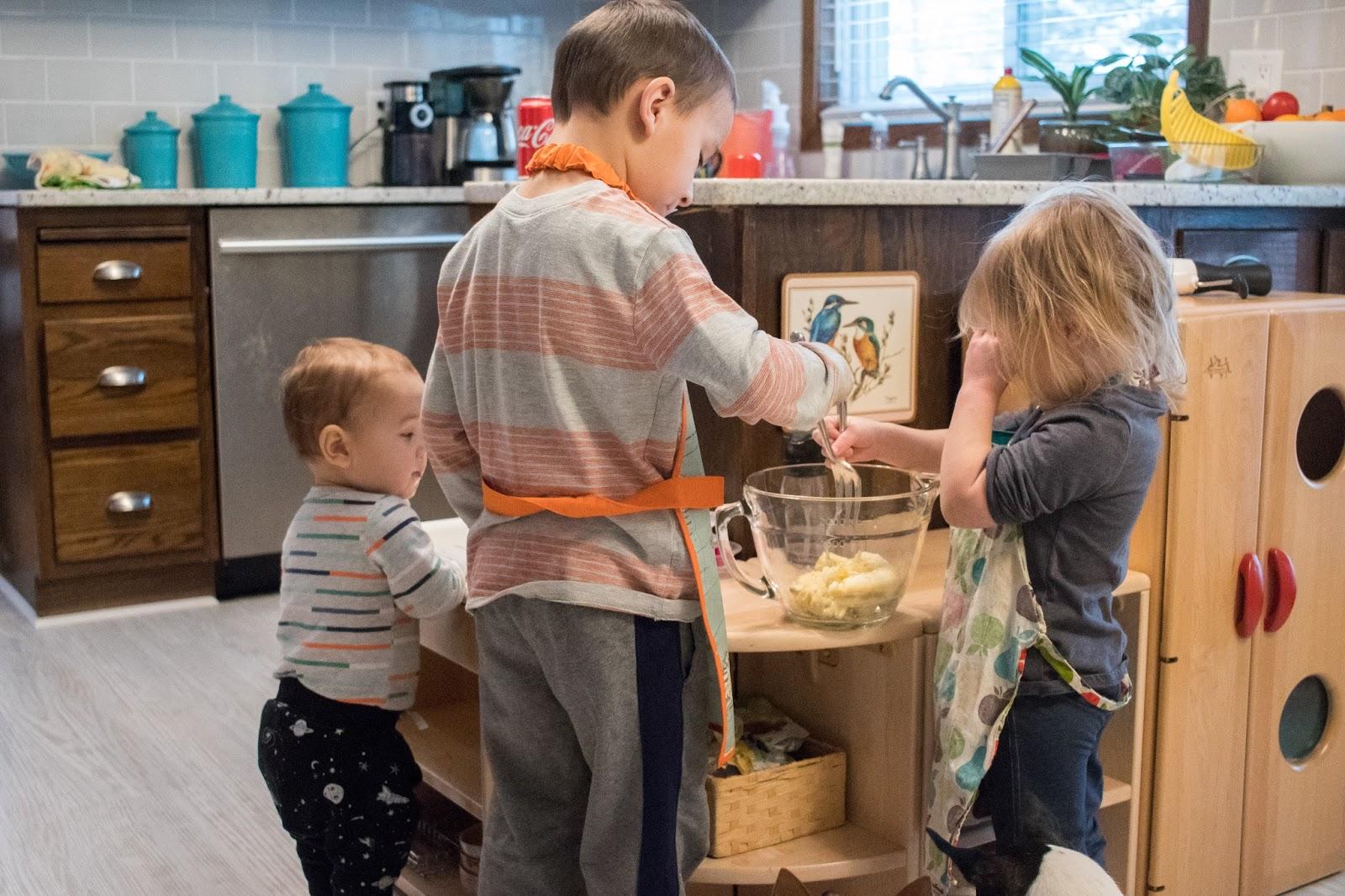 Play Kitchenontessori Homes