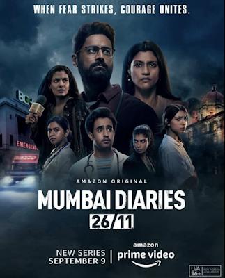 Mumbai Diaries 26/11 S01 Hindi WEB Series 720p HDRip HEVC x265 | All Episode