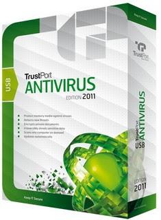TrustPort Antivirus USB Remover 2011 v11.0.0.4615 Final