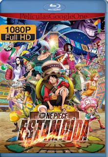One Piece: Estampida (2019) [1080p BRrip] [Castellano-Japones] [LaPipiotaHD]