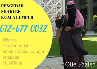 Pengedar Shaklee Ampang Kuala Lumpur Malaysia