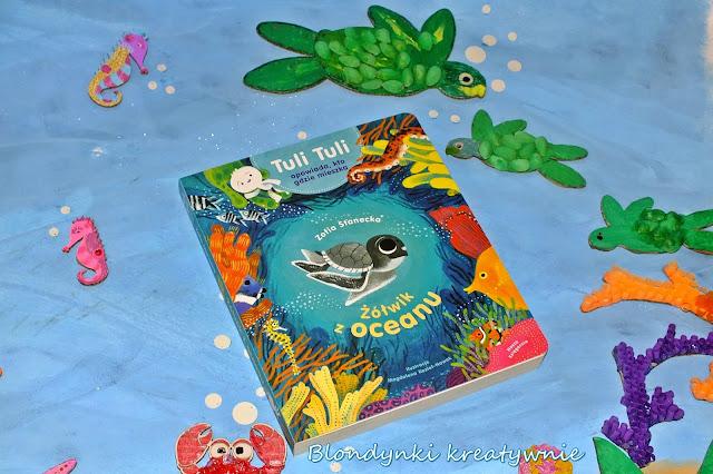 """""""Żółwik z oceanu"""" poznajemy podwodny świat"""