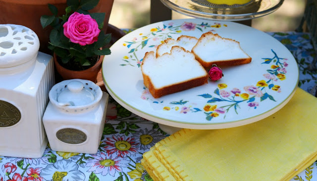 outdoor, tea, table, decor, vintage, table, homemaking