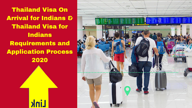 Thailand Visa On Arrival for Indians