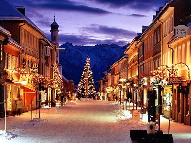 Feiras Natal em Munique