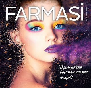 CATALOG FARMASI actual Iulie - August 2019