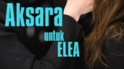 Novel aksara untuk Elea
