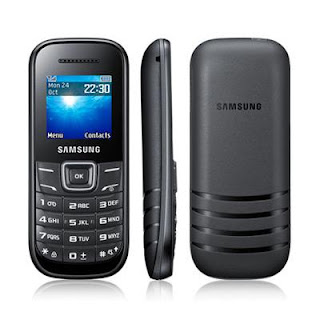 Firmware Samsung E1200Y Tested Free Download