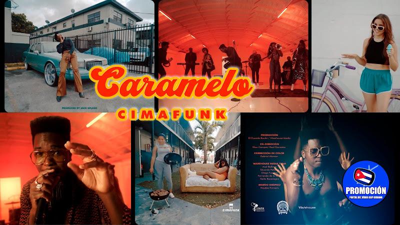 CIMAFUNK - : Caramelo¨ - Videoclip - Dirección: Elias Campos - Raúl González. Portal Del Vídeo Clip cubano. Música cubana. Funky. Cuba.
