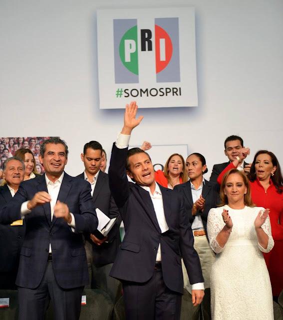 México, el único país que no pudo reducir la pobreza en Latinoamérica., mientras Peña se va cómodamente de vacaciones.