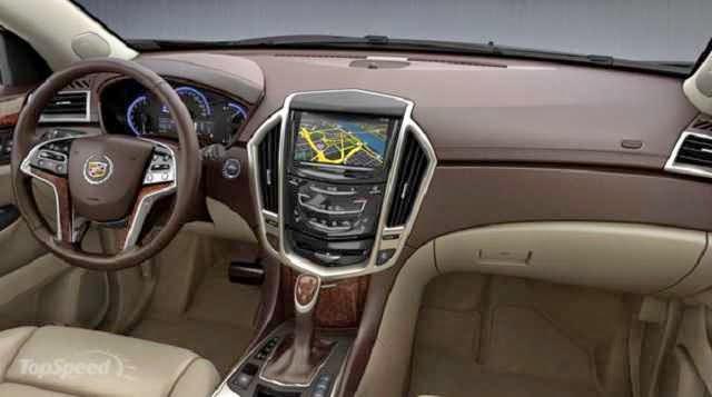 2918 Voiture Neuf 2018 Cadillac SRX, Photos, Prix, Date De sortie, Revue, Concept