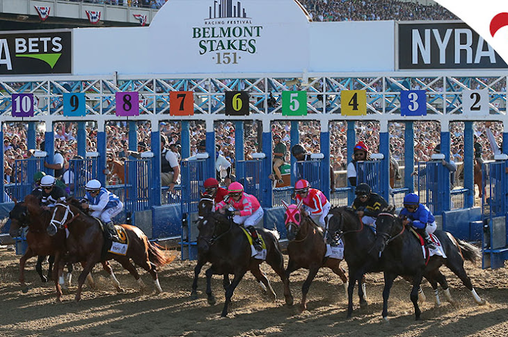 The Belmont Stakes Still Set For June