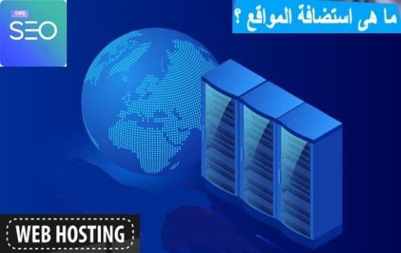 ما هي استضافة المواقع؟